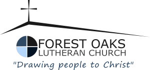 Forest Oaks Lutheran Church logo